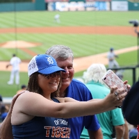 GVSU Night at Comerica Park: July 26, 2017